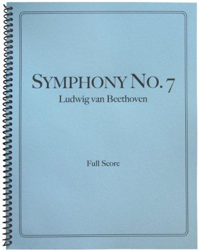 9781621181019: Beethoven - Symphony No. 7 in A Major, Op. 92 (Full Score)