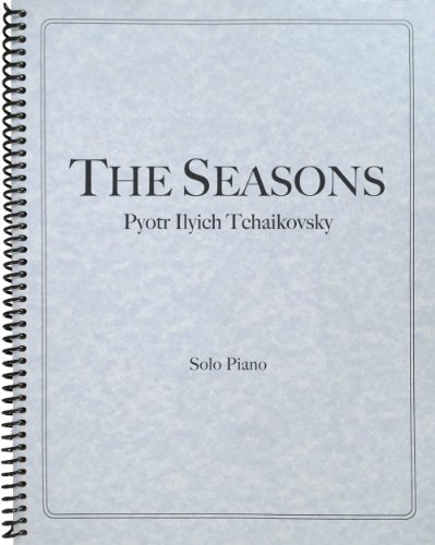 9781621181040: Tchaikovsky - The Seasons