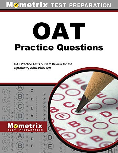 9781621200819: OAT Practice Questions: OAT Practice Tests & Exam Review for the Optometry Admission Test