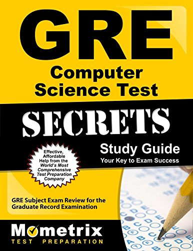 9781621201663: GRE Computer Science Test Secrets Study Guide: GRE Subject Exam Review for the Graduate Record Examination