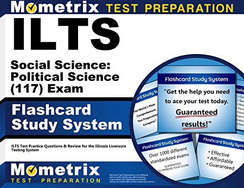 9781621209393: ILTS Social Science: Political Science (117) Exam Flashcard Study System: ILTS Test Practice Questions & Review for the Illinois Licensure Testing System (Cards)