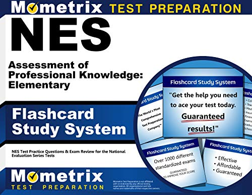9781621209584: NES Assessment of Professional Knowledge: Elementary Flashcard Study System: NES Test Practice Questions & Exam Review for the National Evaluation Series Tests (Cards)