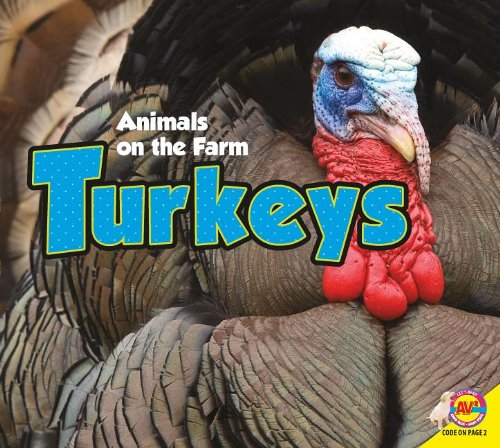 9781621272373: Turkeys (Animals on the Farm)