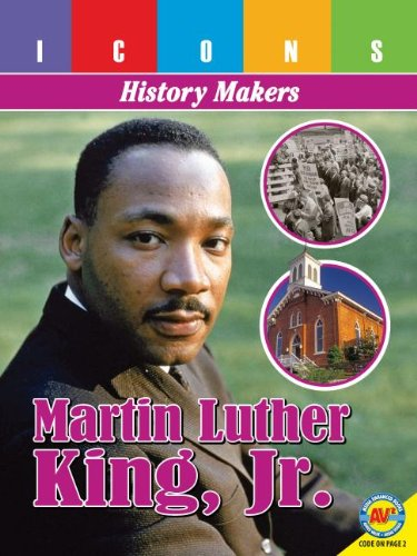9781621273158: Martin Luther King, Jr. (Icons: History Makers)