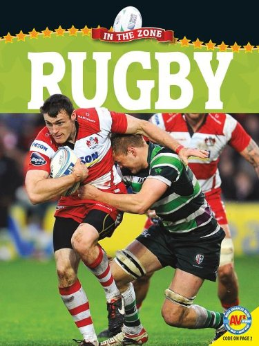 9781621273233: Rugby (In the Zone (Paperback))