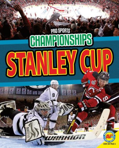9781621273738: Stanley Cup (Pro Sports Championships)