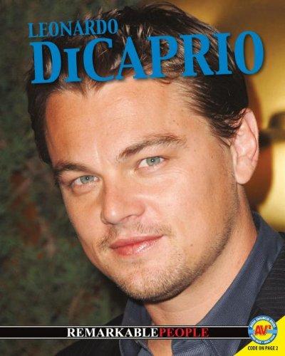9781621273967: Leonardo DiCaprio (Remarkable People (Paperback))