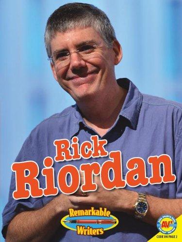 9781621274094: Rick Riordan (Remarkable Writers (Paperback))
