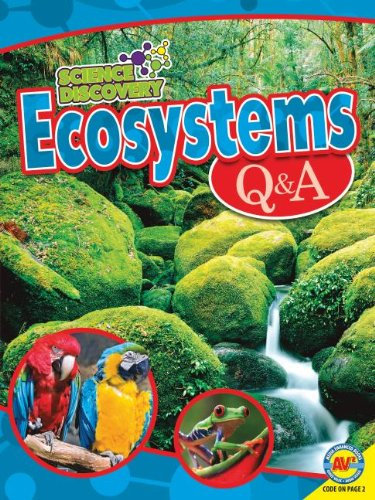 9781621274131: Ecosystems Q&A (Science Discovery)