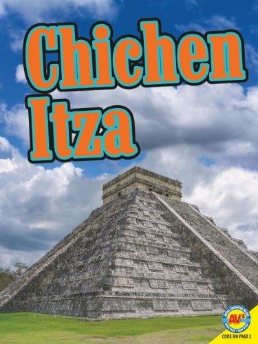 9781621274612: Chichen Itza (Virtual Field Trip (Library))