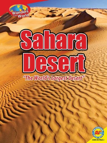 9781621274834: Sahara Desert (Wonders of the World)