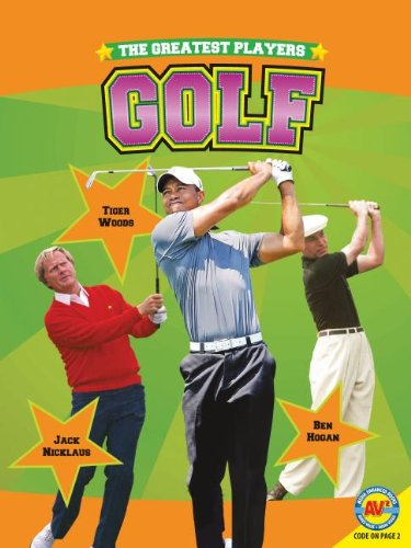 9781621275053: Golf (Greatest Players)