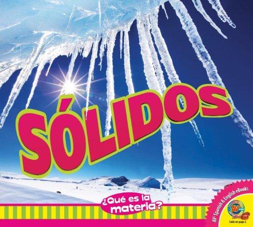 9781621276050: Slidos (Que Es la Materia?) (Spanish Edition)