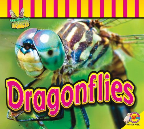 9781621279662: Dragonflies (Fascinating Insects)