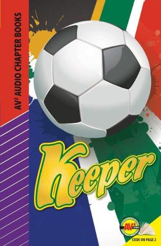 9781621279822: Keeper (Av2 Audio Chapter Books)
