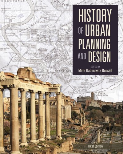 9781621310525: History of Urban Planning and Design