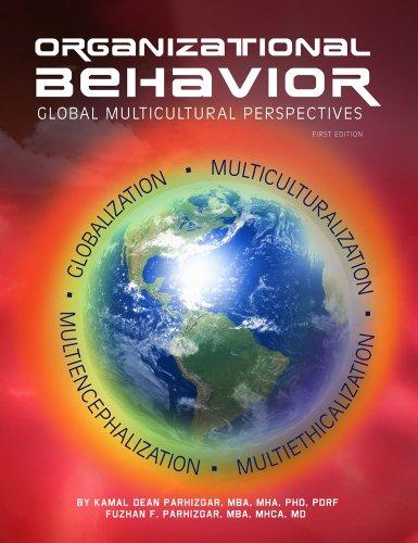 Organizational Behavior: Global Multicultural Perspective (First Edition): Kamal Dean Parhizgar