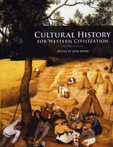 9781621311980: Cultural History for Western Civilization (Revised Edition)