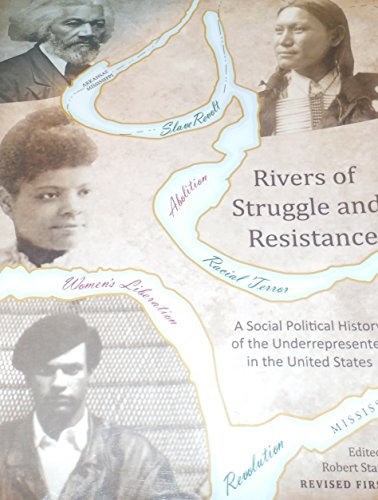 9781621313625: Rivers of Struggles and Resistance: A Social Political History of the Underrepresented in the United States