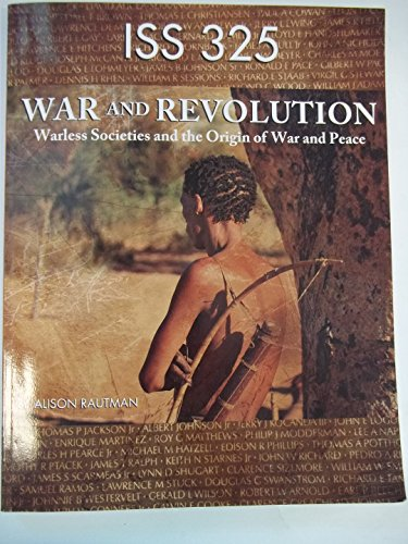 9781621314257: ISS 325- War and Revolution: Warless Societies and