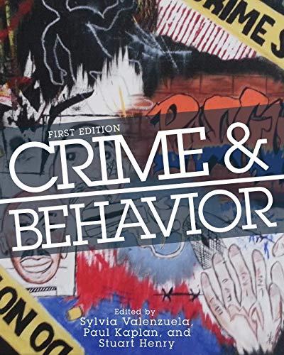 9781621315391: Crime and Behavior