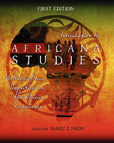 Introduction to Africana Studies: Prou, Marc