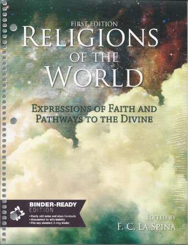 9781621317548: Religions of the World, Expressions of Faith and Pathways to the Devine