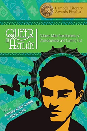 9781621318071: Queer in Aztlán: Chicano Male Recollections of Consciousness and Coming Out
