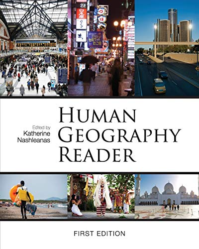 9781621318880: Human Geography Reader (First Edition)