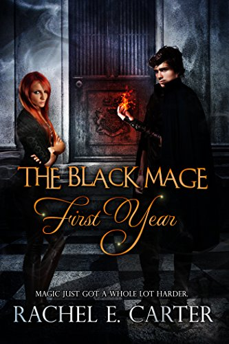 9781621354604: First Year (The Black Mage Book 1)