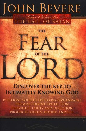 9781621362258: The Fear Of The Lord (Revised)