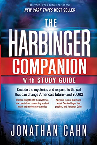 The Harbinger Companion with Study Guide: Decode the Mysteries and Respond to the Call That Can ...