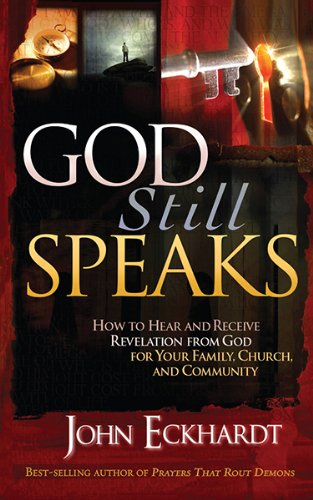 9781621362685: God still speaks