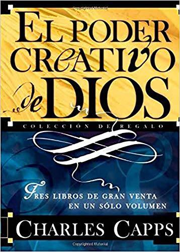 9781621364641: El poder creativo de Dios: Tres libros de gran venta en un sólo volumen (Spanish Edition)