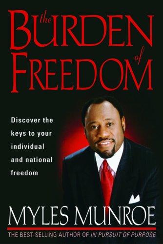 9781621365136: Burden of Freedom Mass Mkt ed