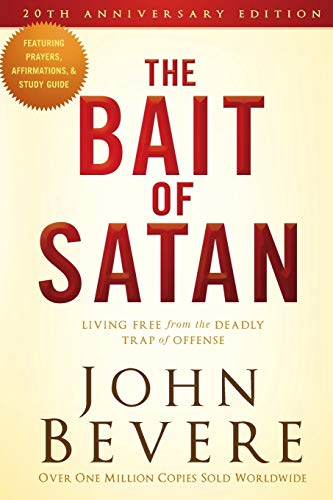 9781621365488: The Bait of Satan, 20th Anniversary Edition: Living Free from the Deadly Trap of Offense