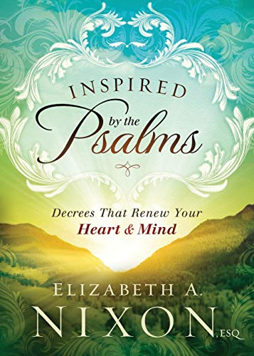9781621365594: Inspired by the Psalms: Decrees that Renew Your Heart and Mind