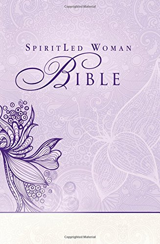 SpiritLed Woman Bible (Lavender): Modern English Version (MEV): Faith, Passio