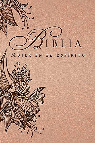 9781621369684: Biblia Mujer en el Espíritu (Rosa Tostado): Reina-Valera 1960 (Spanish Edition)