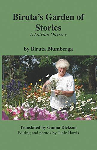 9781621372547: Biruta's Garden of Stories: A Latvian Odyssey