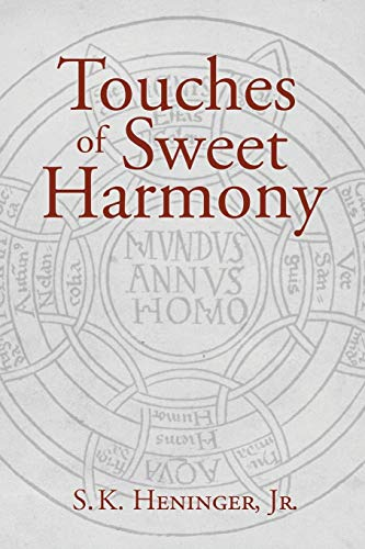 9781621380375: Touches of Sweet Harmony: Pythagorean Cosmology and Renaissance Poetics