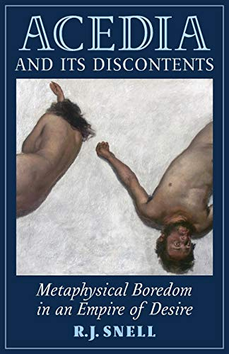 9781621381266: Acedia and Its Discontents: Metaphysical Boredom in an Empire of Desire