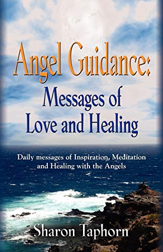 9781621412243: ANGEL GUIDANCE: Messages of Love and Healing