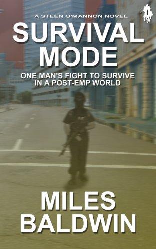 9781621419495: Survival Mode: A Steen O'Mannon Novel