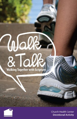 9781621440048: Walk & Talk: Walking Together with Scripture