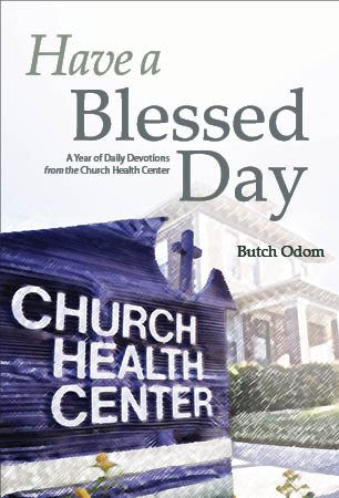 Have a Blessed Day: Butch Odom