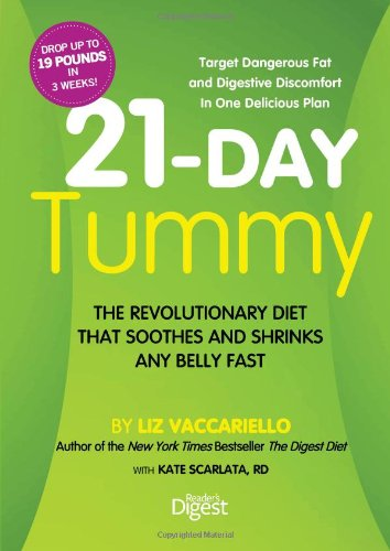 9781621451112: 21-Day Tummy: The Revolutionary Diet That Soothes and Shrinks Any Belly Fast