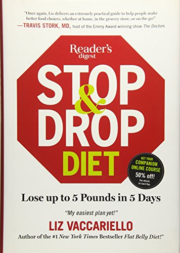 Stop & Drop a Pound a Day: The Easiest Diet Ever: Vaccariello, Liz