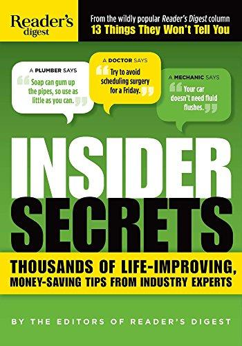 Insider Secrets: Thousands of