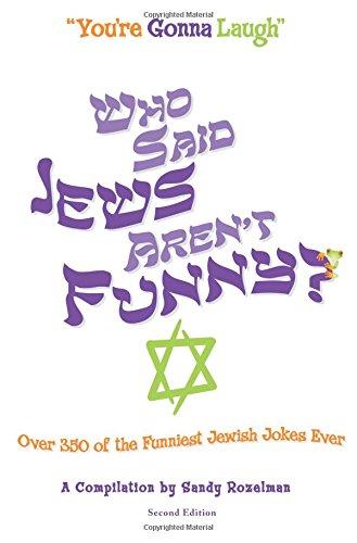 9781621475163: Who Said Jews Aren't Funny?
